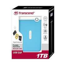 Transcend StoreJet 25M3 2 5 Inch 1 TB External Hard Disk