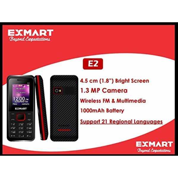 Exmart E2 - Black