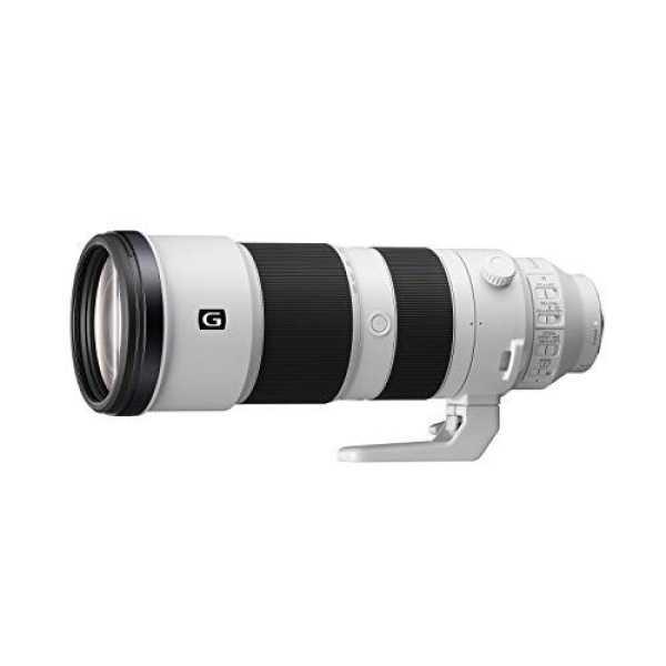 Sony (SEL200600G) FE 200-600mm f/5.6-6.3 G OSS Lens