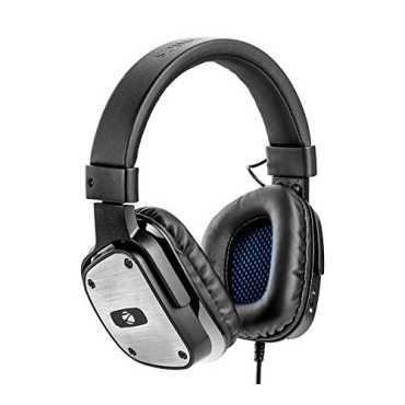 Zebronics Falcon Gaming Headphones - Black