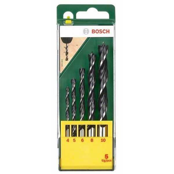 Bosch Wood Drill Bit Set (5 Pc)