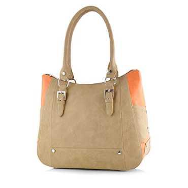 Women s Handbag Beige BNS 0546BG
