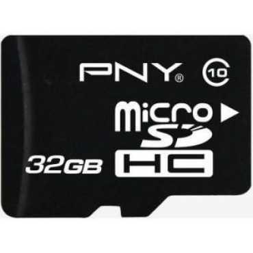 PNY MSDCWA-32GB 32GB Class 10 MicroSDHC Memory Card