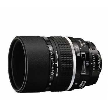 Nikon AF DC-Nikkor 105mm f/2D Lens - Black