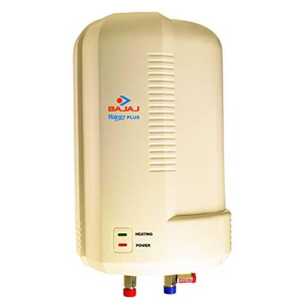 Bajaj Majesty Plus 10 Litre 3KW Storage Water Heate