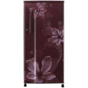 LG GL-B191KSOX 188 L 4 Star Inverter Direct Cool Single Door Refrigerator