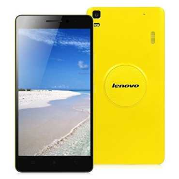 Lenovo K3 Note Music - Yellow | White | Black