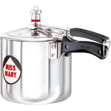 Hawkins Miss Mary J32 Aluminium 3.5 L Pressure Cooker (Inner Lid)