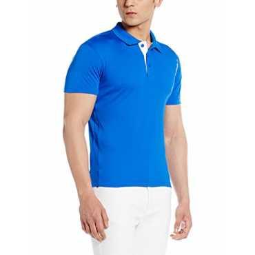 Men's T-Shirt (8907001963155_QB-108_X-Large_M.Blue)