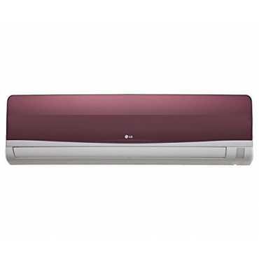 LG L-Energia Wine LSA3WT3D 1 Ton 3 Star Split Air Conditioner - Red