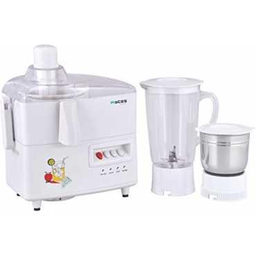 Pisces Popular 550W Juicer Mixer Grinder - White