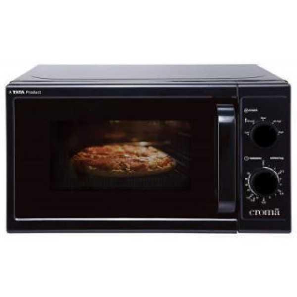 Croma CRAM2026 20 L Solo Microwave Oven