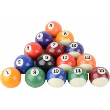 Powerglide Pool Balls