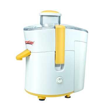 Prestige PCJ 5.0 300W Juicer Mixer Grinder - White