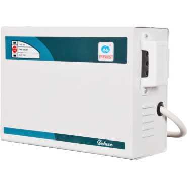 Everest EW 300 Regular Deluxe AC Voltage Stabilizer - White