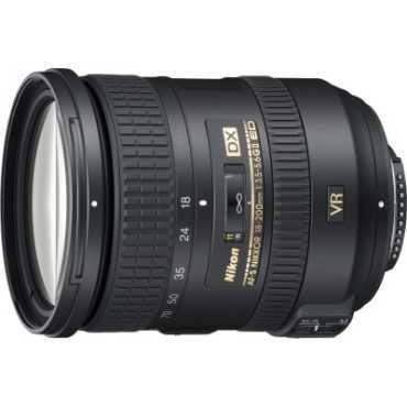 Nikon AF-S DX NIKKOR 18-200mm f 3 5-5 6G ED VR II Lens