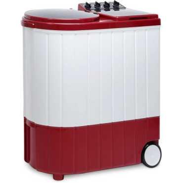 Whirlpool 9.5kg Semi Automatic Top Load Washing Machine (ACE 9.5 XL) - Purple | Red | White