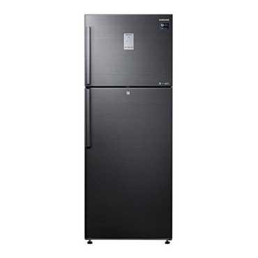 Samsung RT49K6338BS/TL 478 L Double Door Refrigerator - Black