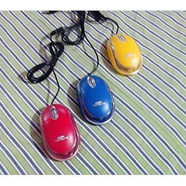 Terabyte TB-M8 USB Mouse - Blue