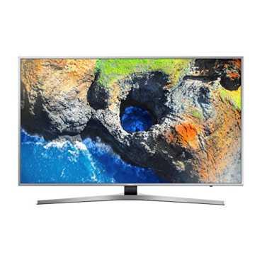 Samsung 55MU6470 55 Inch 4K Ultra HD Smart LED TV - Silver