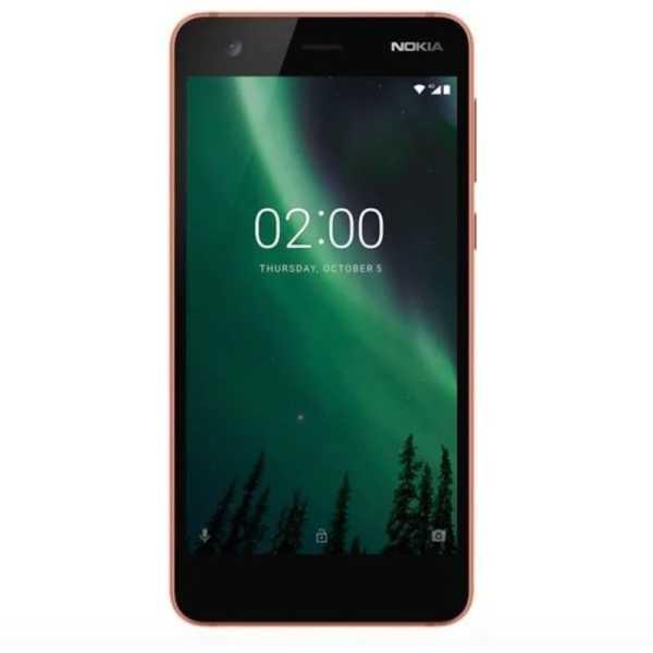 Nokia 2 (Copper/Black, 8 GB)(1 GB RAM)