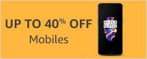 Amazon Mobiles offer